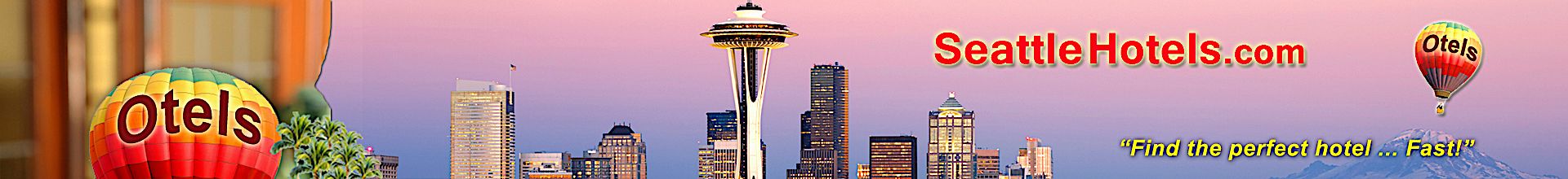 Budget and Luxury Lodging in Seattle